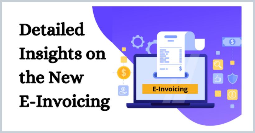 New-E-invoicing