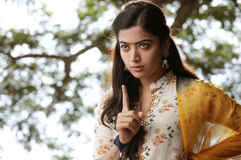 Rashmika Mandanna Cute
