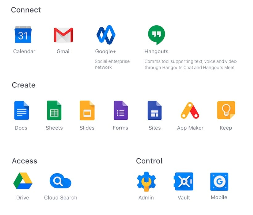 G Suite Package