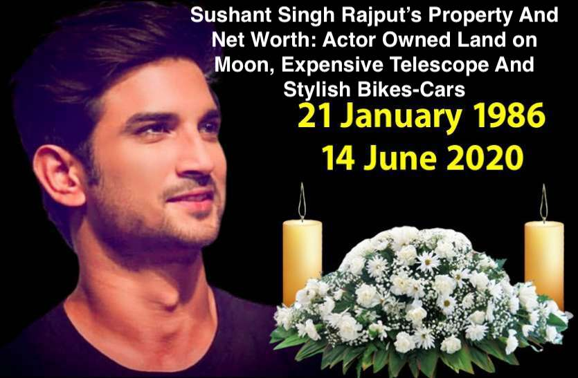 Sushant Singh Rajput Net Worth new