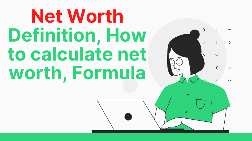 Net Worth Definition