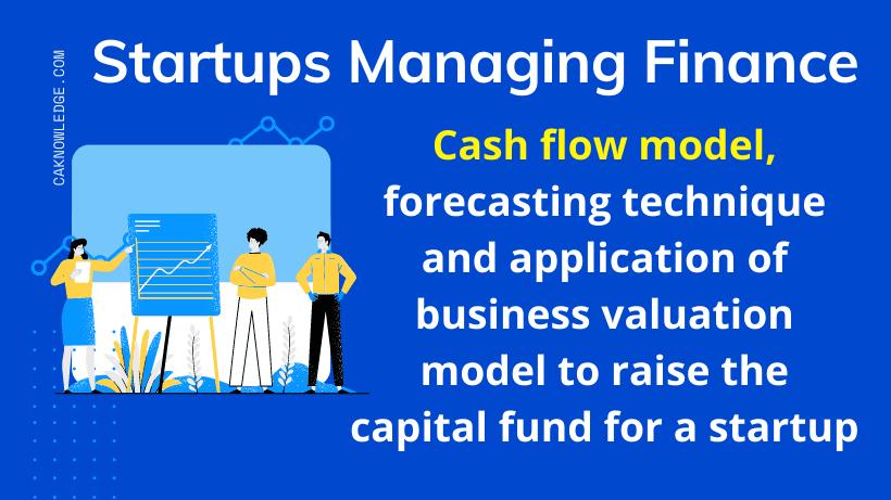 Startups Managing Finance