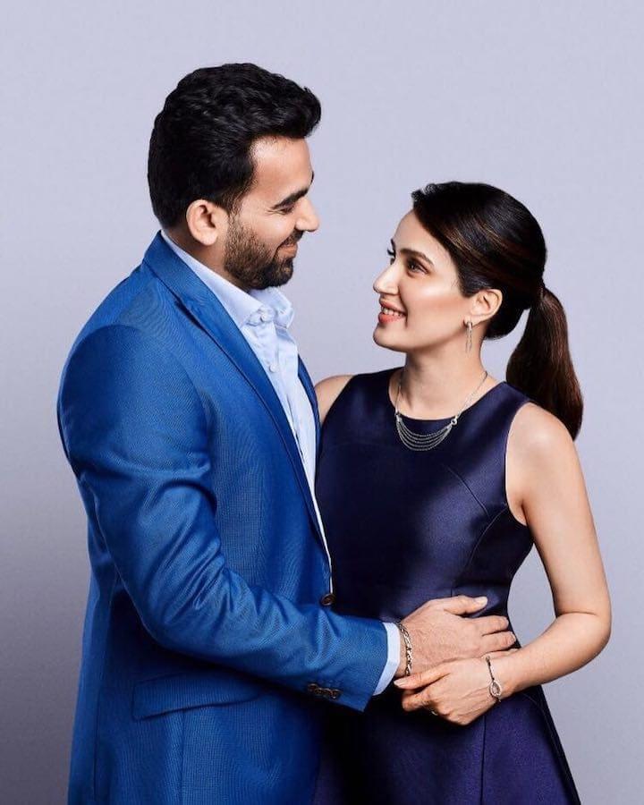 Zaheer Khan Wife