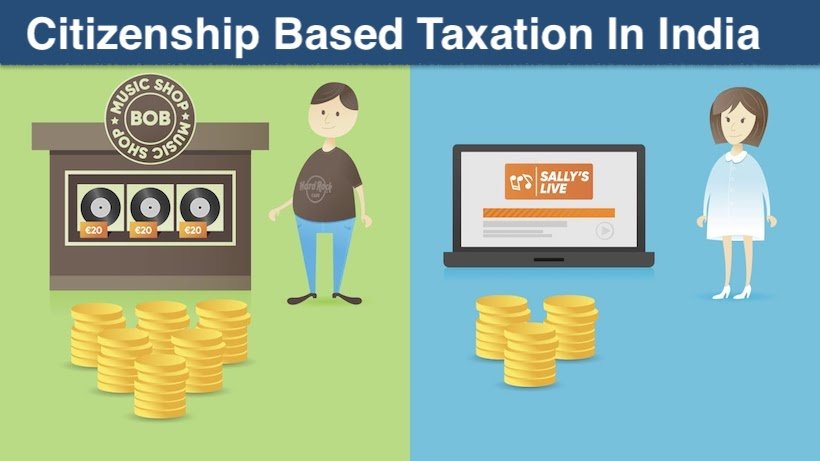 Citizenship Based Taxation In India