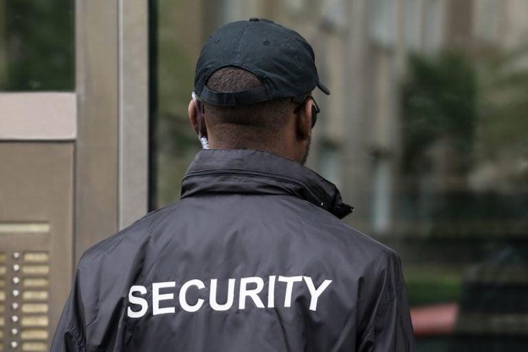 Security Guards Customer Service