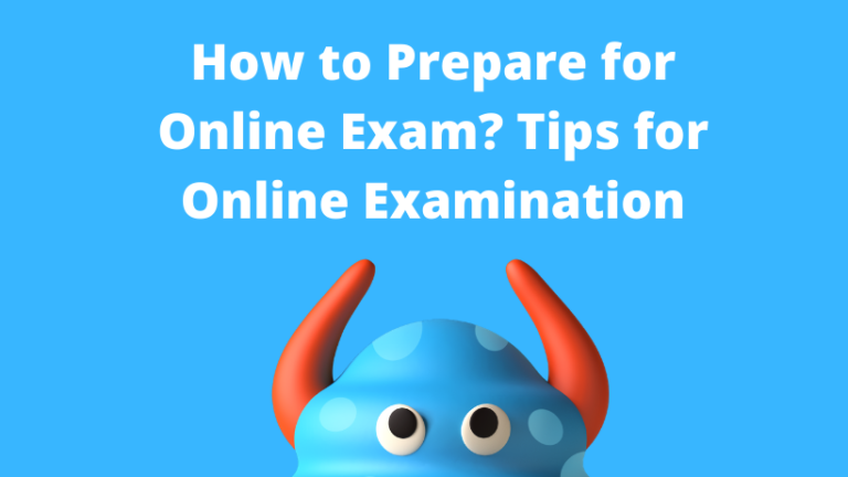 How to Prepare for Online Exam