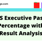 CS Executive Pass Percentage