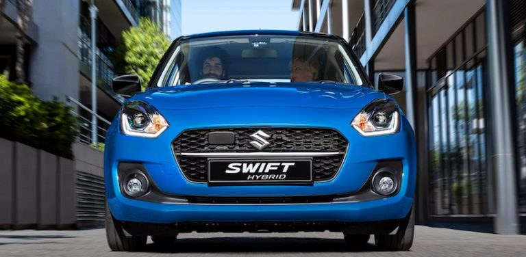 Suzuki Swift Eco Car
