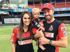 AB De Villiers Wife