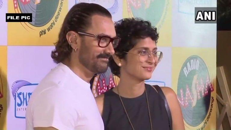 Aamir Khan-Kiran Rao announce divorce