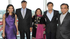 Laxmi Mittal Net Worth
