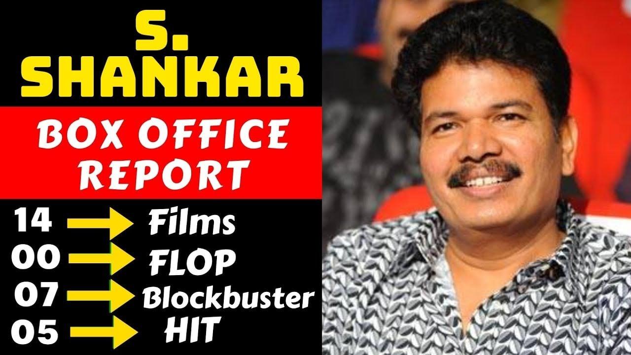 S Shankar Net Worth