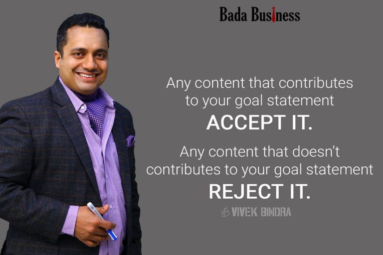 Vivek Bindra Net Worth