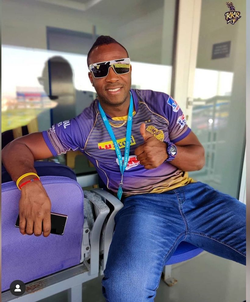 Andre Russell Net Worth