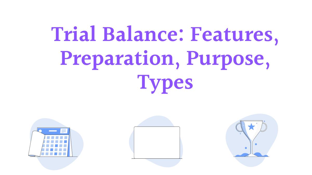 Trial Balance New
