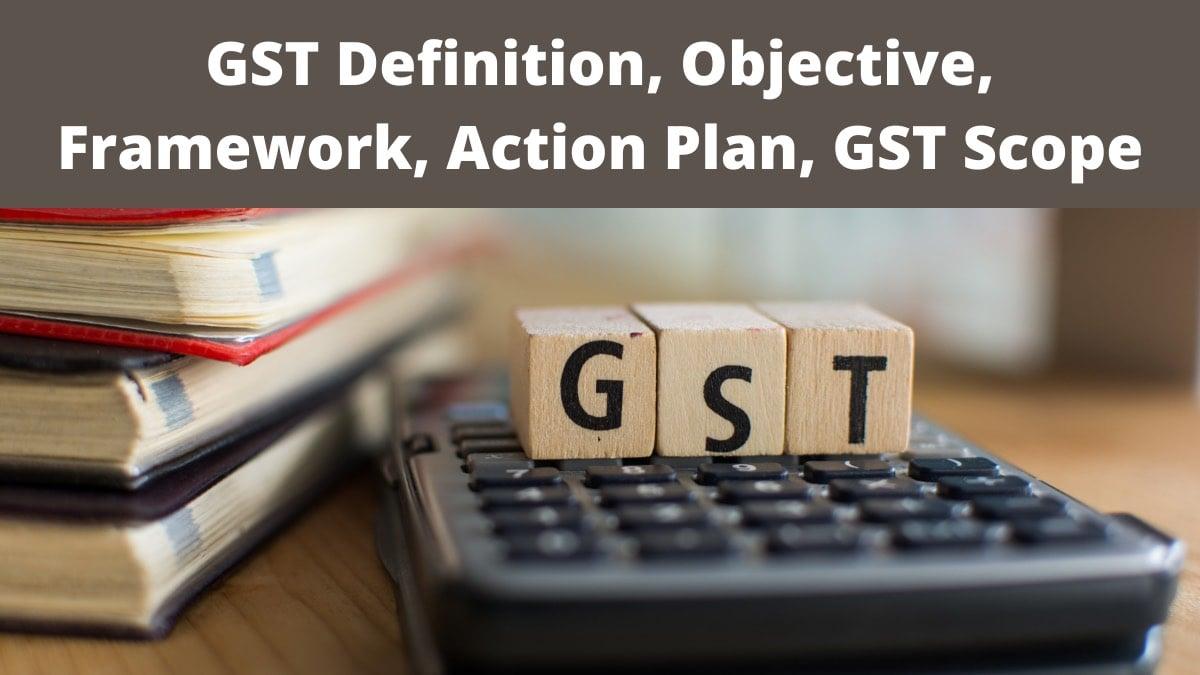 GST Definition