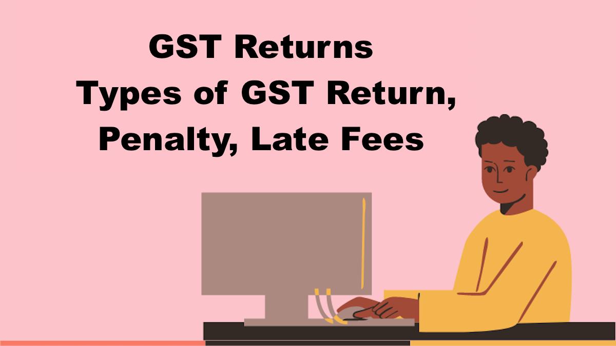 GST Returns new