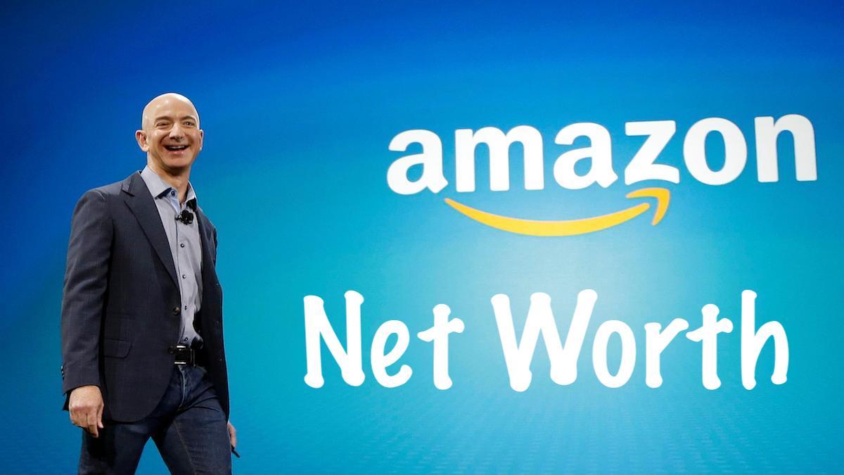 Amazon Net Worth