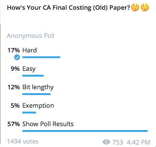 CA Final Costing Paper review New July 2021