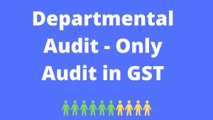 Departmental Audit