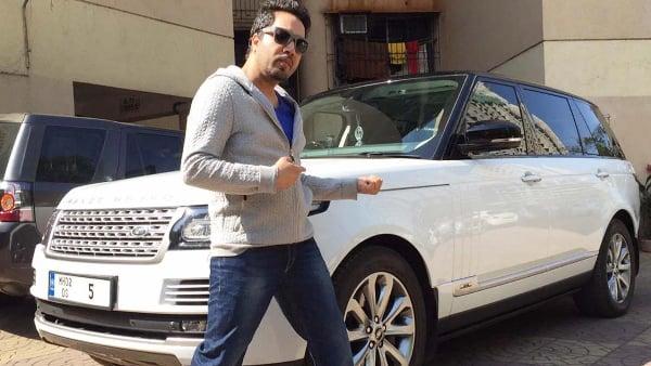 Mika Singh cars