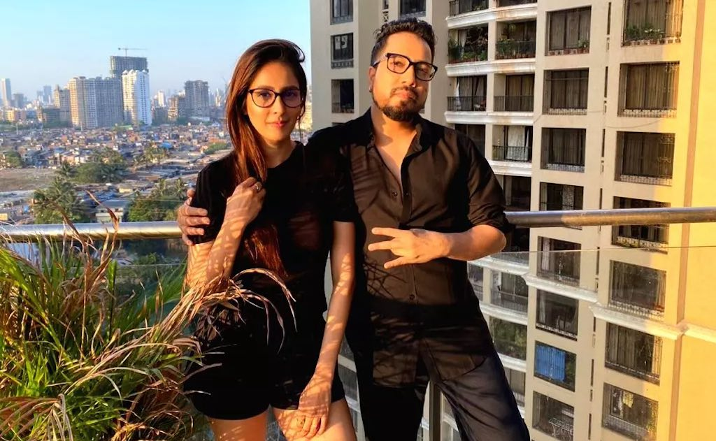 Mika Singh wife