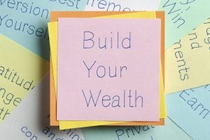 Simple Steps To Start Building Wealth