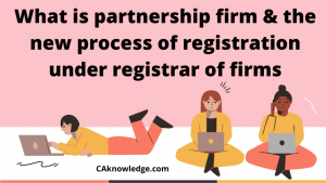 Partnership Firm
