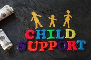 Child Support Cover
