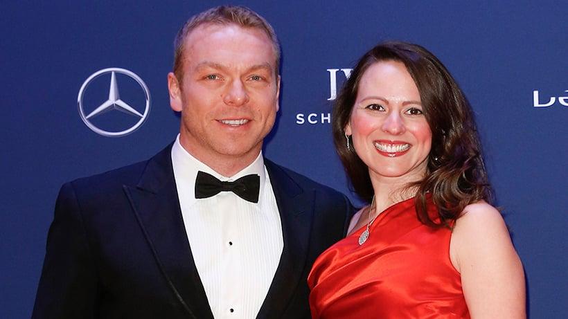 Chris Hoy Wife
