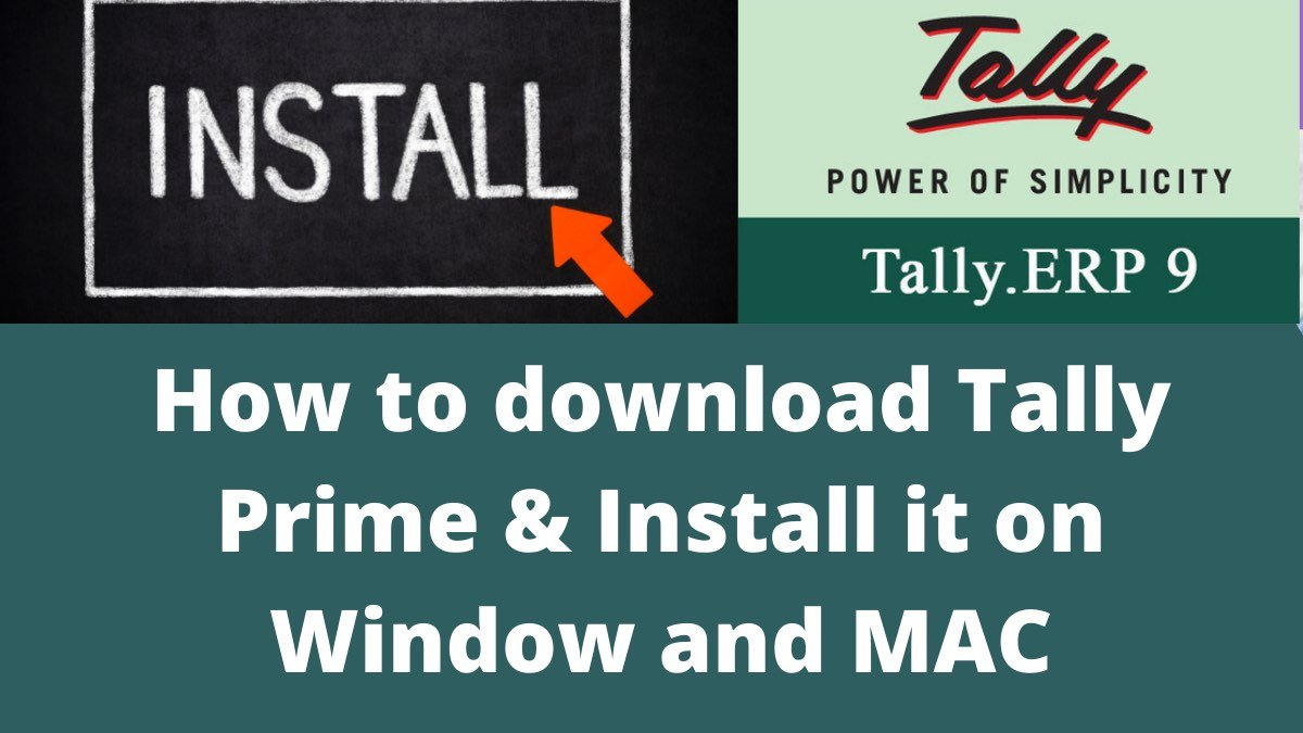 download Tally Prime
