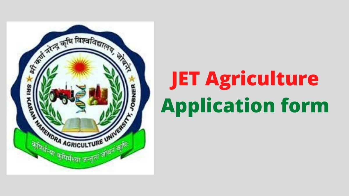 JET-Agriculture-Application-form