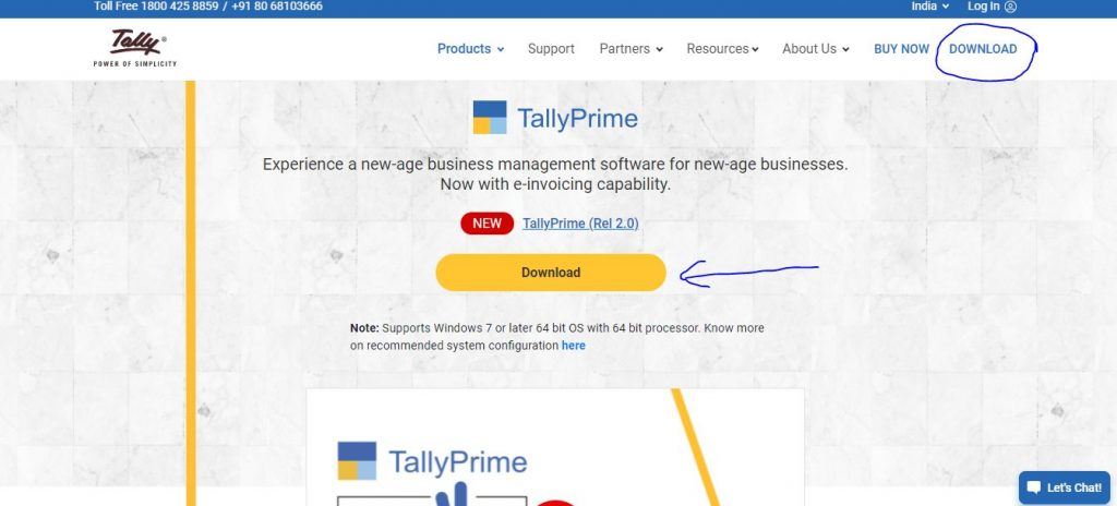 Download-tally-prime