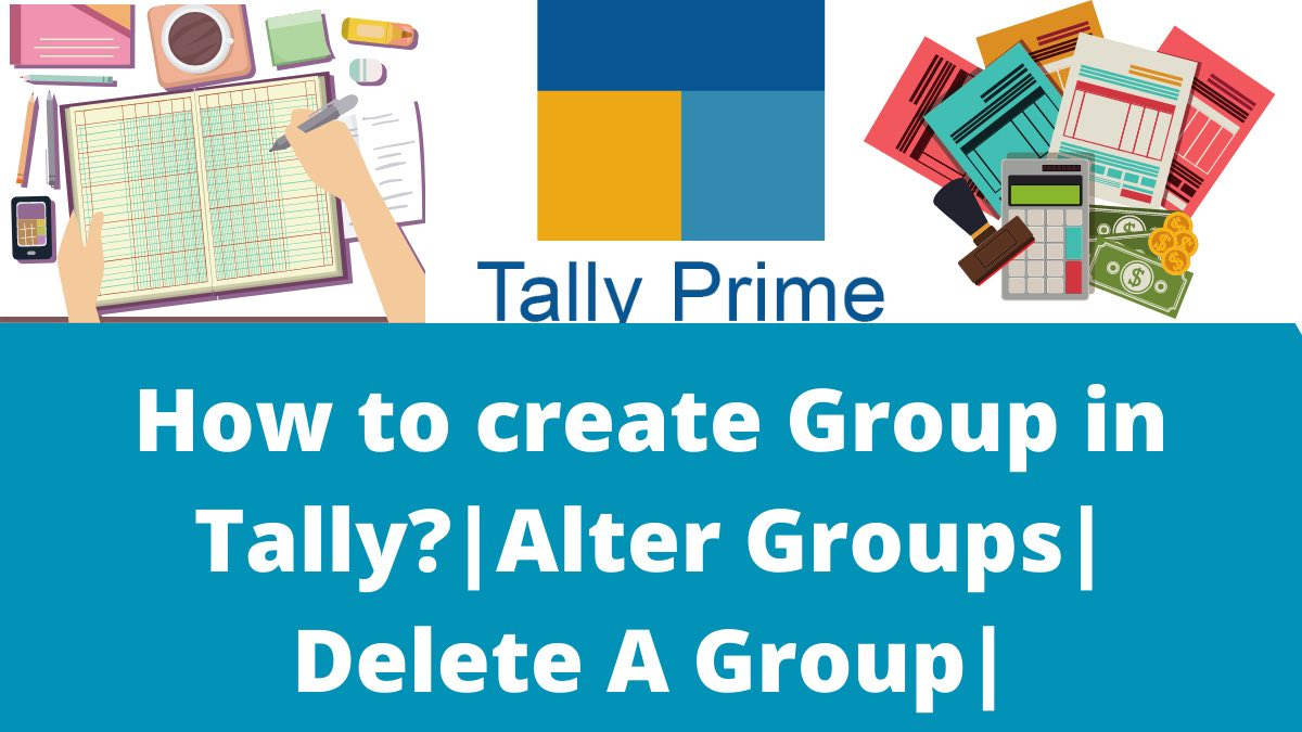 create Group in Tally