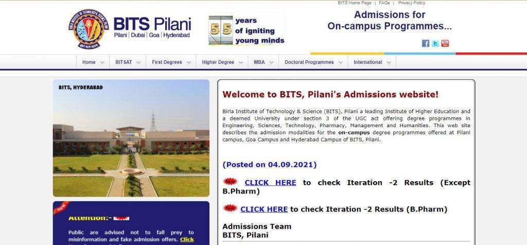 BITSAT-Exam-dates