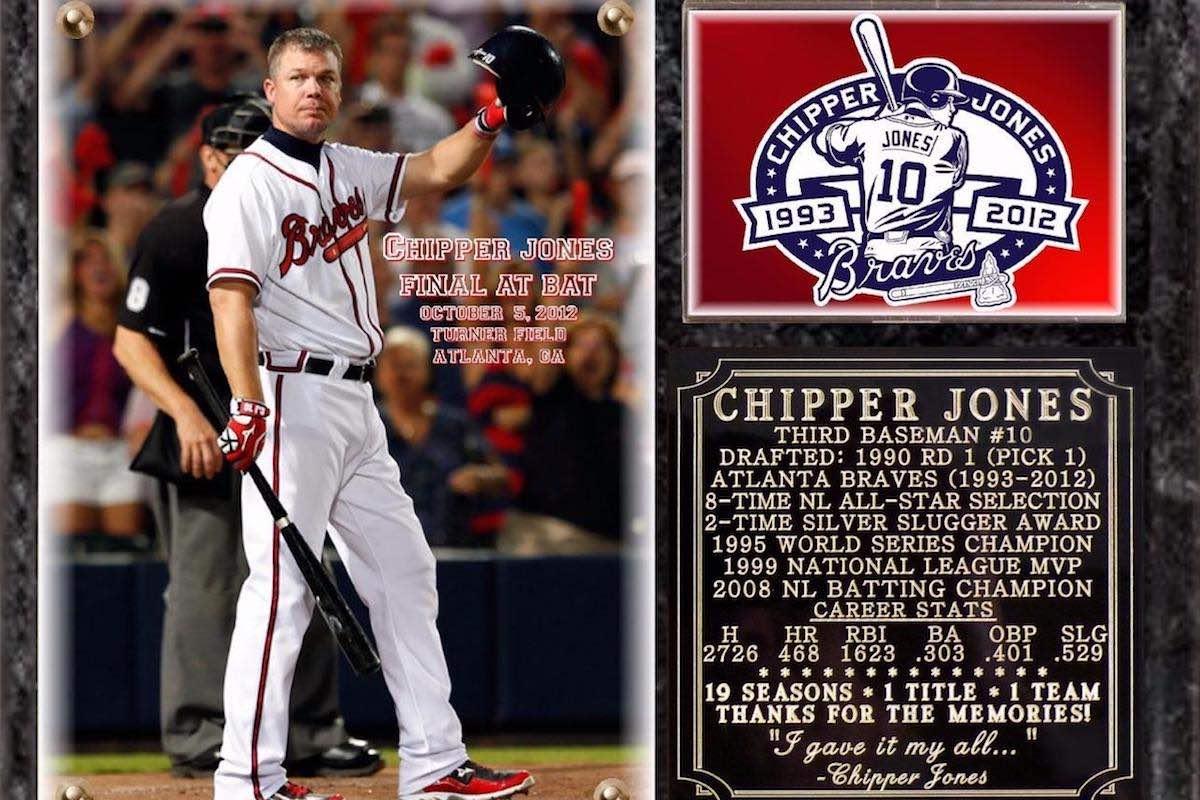 Chipper Jones Net Worth