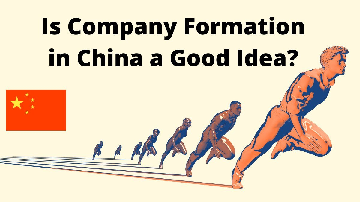 Company Formation in China