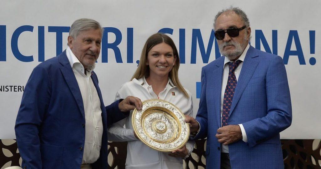 Ion Tiriac Awards
