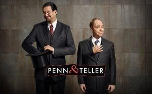 Penn and Teller Net Worth