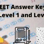 REET Answer Key
