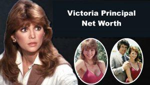 Victoria Principal Net Worth New
