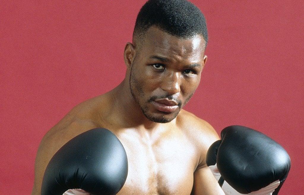 Bernard Hopkins Boxer