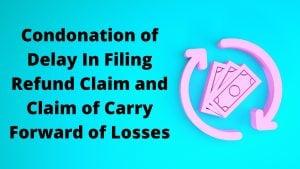 Filing Refund Claim