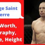 George Saint Pierre Net Worth