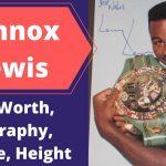 Lennox Lewis Net Worth