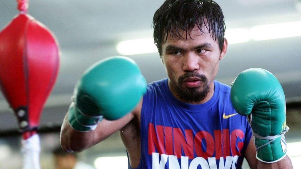 Manny Pacquiao Net Worth