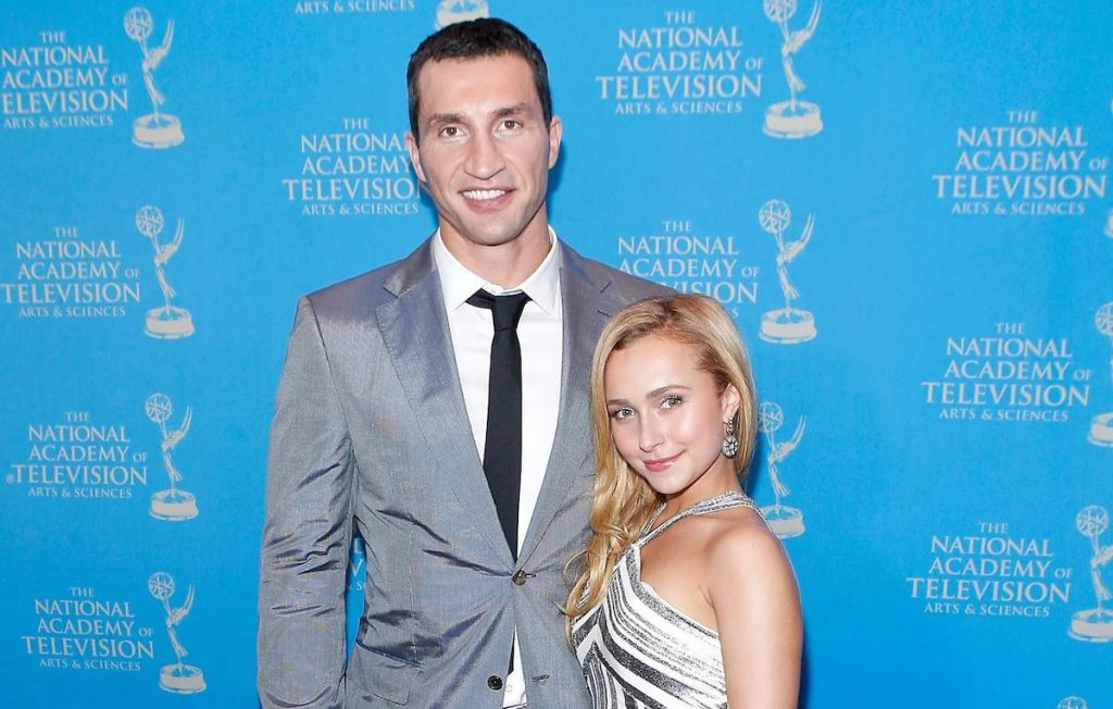 Wladimir Klitschko Wife